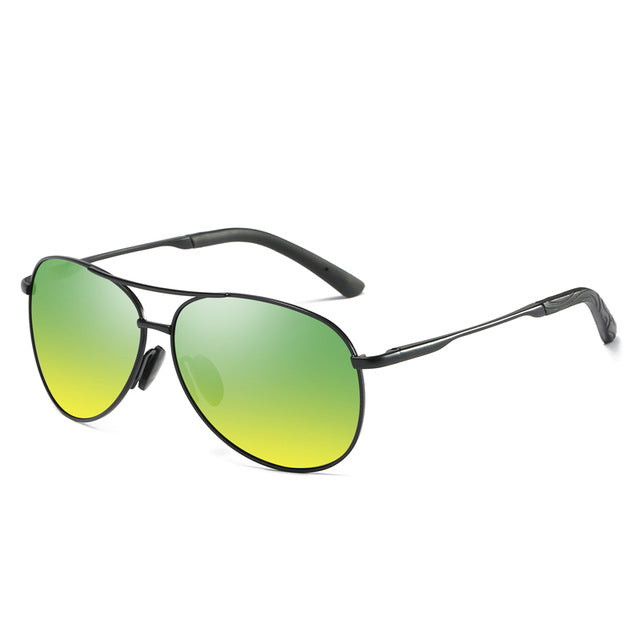 Pro Acme Men or Women's Thin Frame Aviator Sunglasses