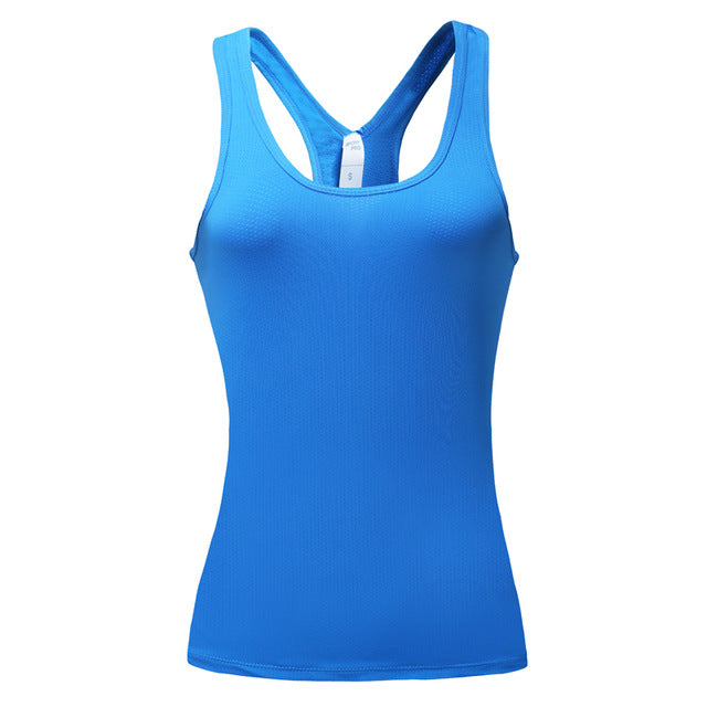 Women's Simple Breathable Active Tank Top