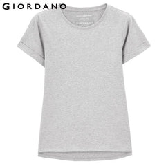 Women's Crewneck Short Sleeve Casual Loose T-Shirt