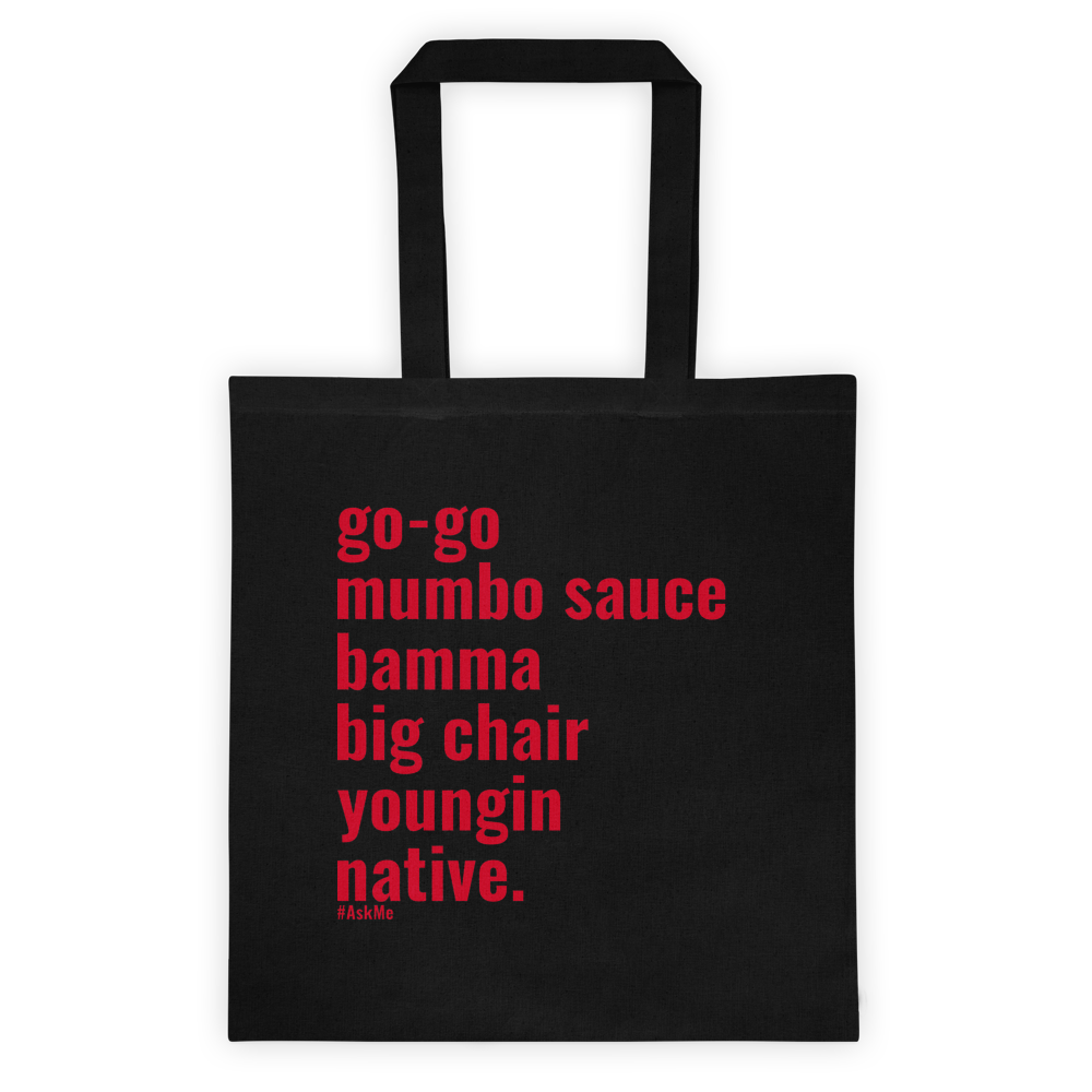 DC Native Tote Bag