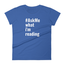 What I'm Reading T-Shirt (Women's)