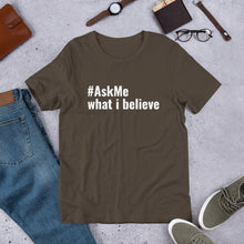 What I Believe T-Shirt - Men's