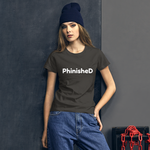 PhinisheD T-Shirt (Women's)