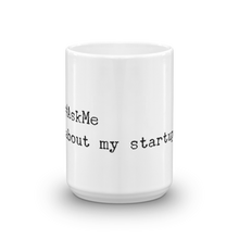 About My Startup Coffee Cup