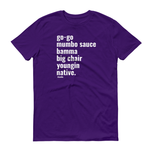 DC Native T-Shirt (Men's Purple)