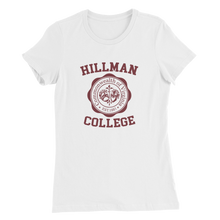 Hillman College (Different World) Women's Slim Fit T-Shirt
