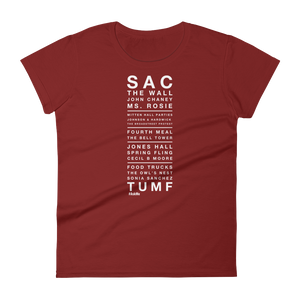Temple University Alumni T-Shirt (Women's)