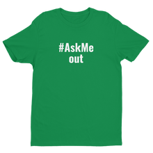#AskMe Out T-Shirt (Men's)