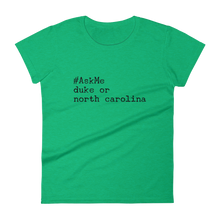 Duke or North Carolina T-Shirt