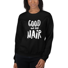 Good and Bad Hair (School Daze) Unisex Sweatshirt