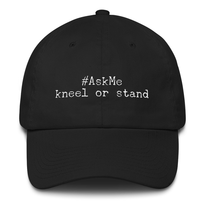 Kneel or Stand Baseball Cap