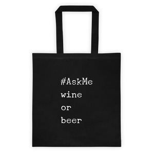 Wine or Beer Tote Bag