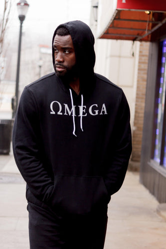 Omega Hoodie - The Omega Fitness Workout Apparel
