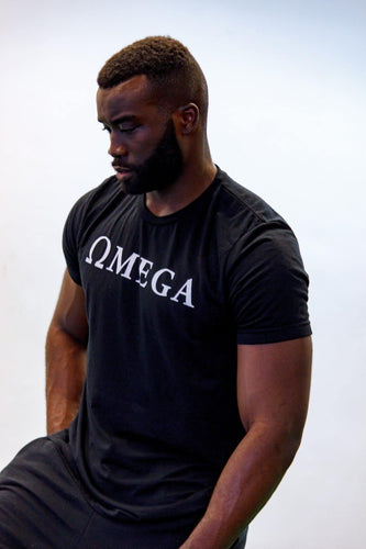 Omega Short sleeve - The Omega Fitness Workout Apparel