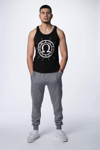 Ray Tank Top - The Omega Fitness Workout Apparel