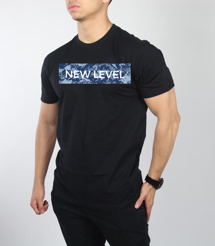 New Level (Ice) Camo Tee