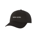 Retro New Level Lifestyle Hat (Black)