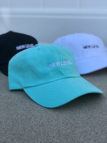 Retro New Level Lifestyle Hat (Tiffany Blue)