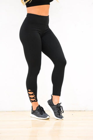 """EveryDay"" Legging (Black)"