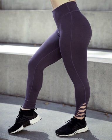 """EveryDay"" Legging (Dark Violet)"