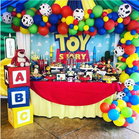 Party Birthday Balloons Arch Garland for Kids