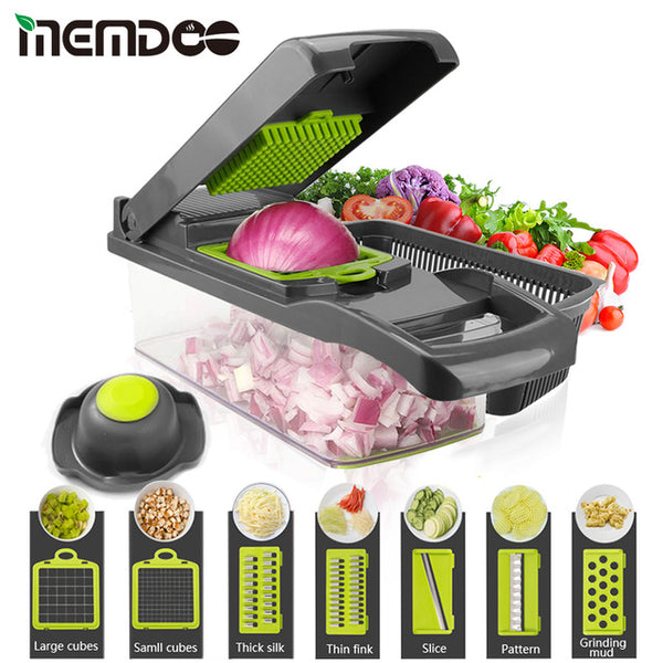 Multifunction Vegetable Cutter Grater