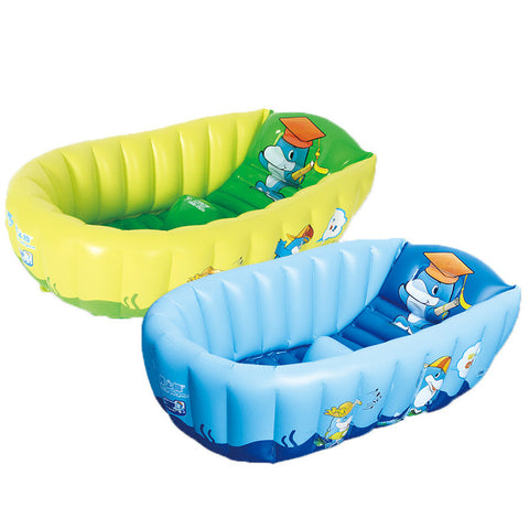 Baby Inflatable Bath Tub PVC Tubs Shower