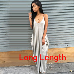 Casual Boho Long Dress