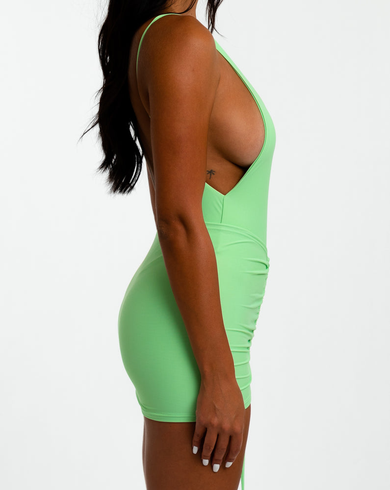 Load image into Gallery viewer, SILHOUTTE ALLURE ONE PIECE - mint zest
