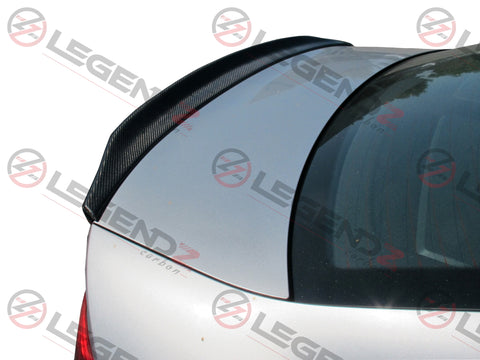 Carbon Fiber Rear Trunk Spoiler for 2013-2018 Audi S3 Sedan Type A