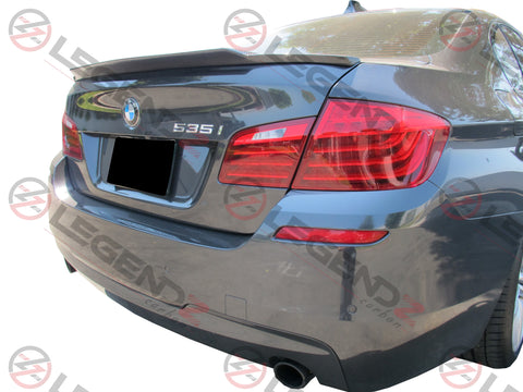Carbon Fiber Rear Trunk Spoiler for 2011-2016 BMW M5 Sedan F10 Type F