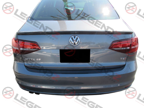 Carbon Fiber Rear Trunk Spoiler for 2011-2018 Volkswagen Jetta Sedan Type B