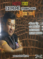 Master Toddy Music DVD/CD