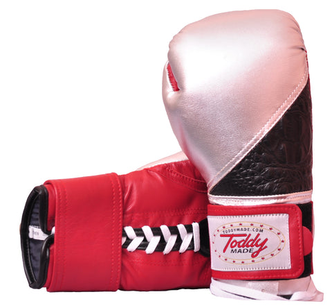 Toddy Made Sparring Gloves
