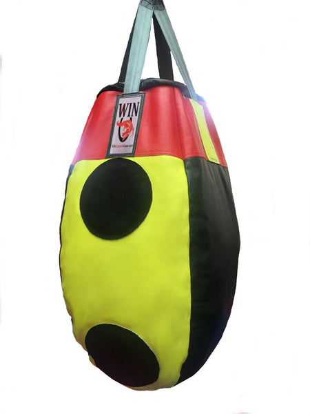 Custom Tear-drop style Kicking Bag