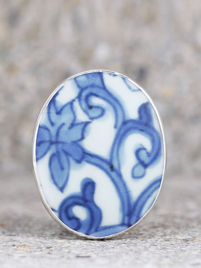 Hue Ceramic Ring - Nous Wanderlust Stories