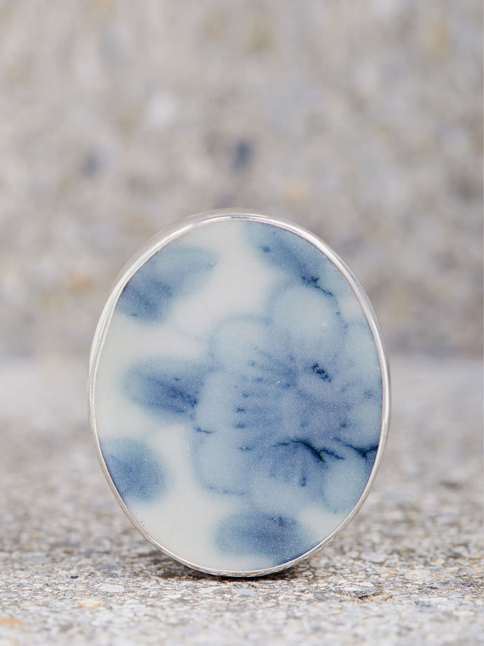 Hoa Ceramic Ring - Nous Wanderlust Stories