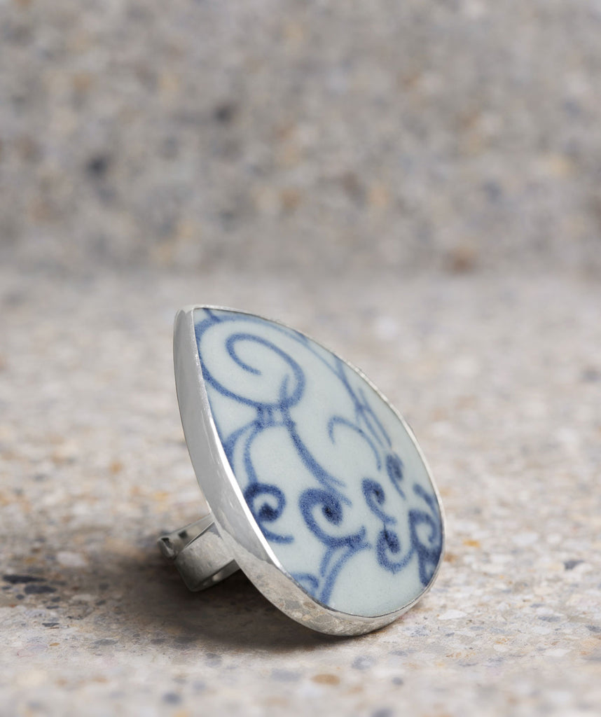 Phúc Ceramic Ring - Nous Wanderlust Stories