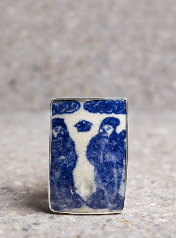 Ngon Ceramic Ring