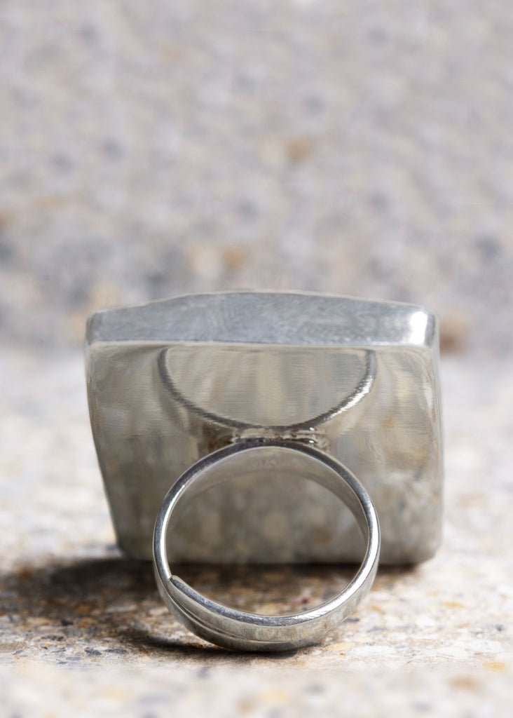 Tuân Ceramic Ring - Nous Wanderlust Stories