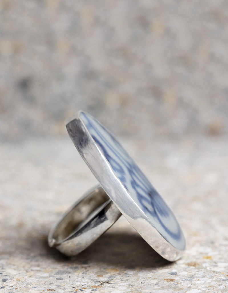 Xuân Ceramic Ring - Nous Wanderlust Stories