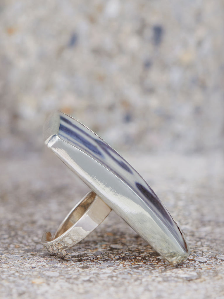 Trinh Ceramic Ring - Nous Wanderlust Stories