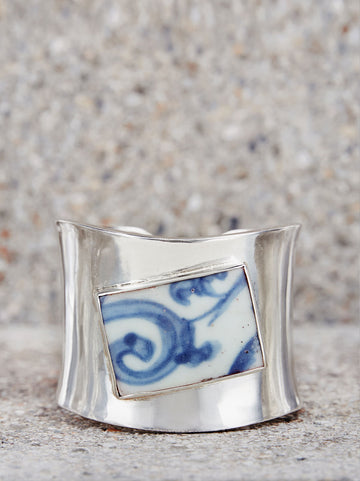 Tham Ceramic Cuff - Nous Wanderlust Stories