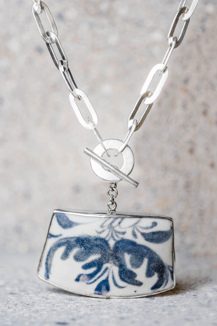 Duc Ceramic Necklace - Nous Wanderlust Stories