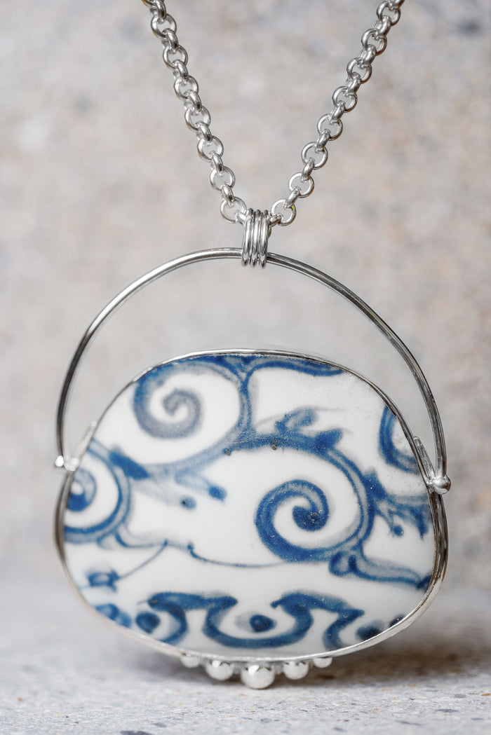Thuan Ceramic Necklace - Nous Wanderlust Stories
