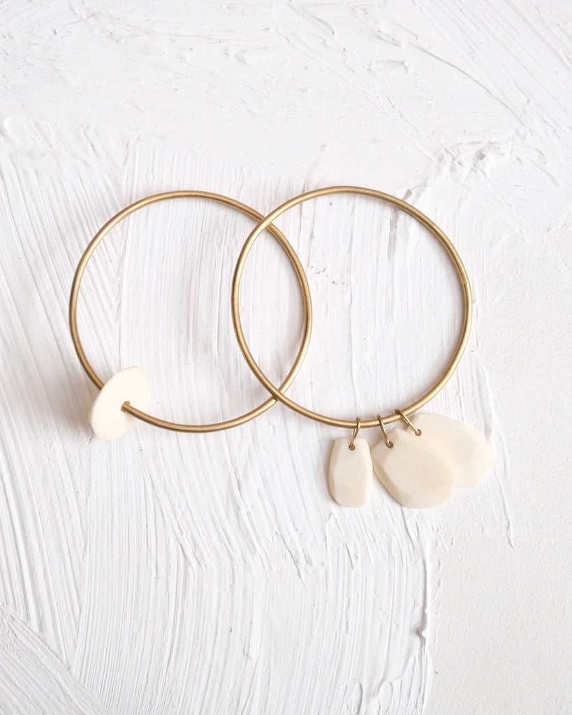 L'Adam Wheel Bangle - Nous Wanderlust Stories