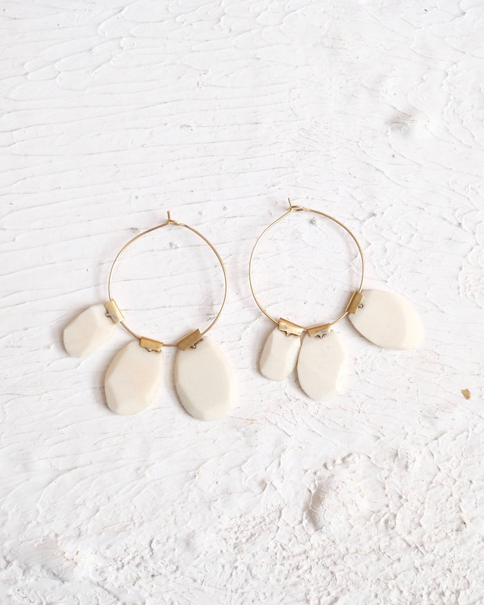 L'Adam Cluster Earrings - Nous Wanderlust Stories