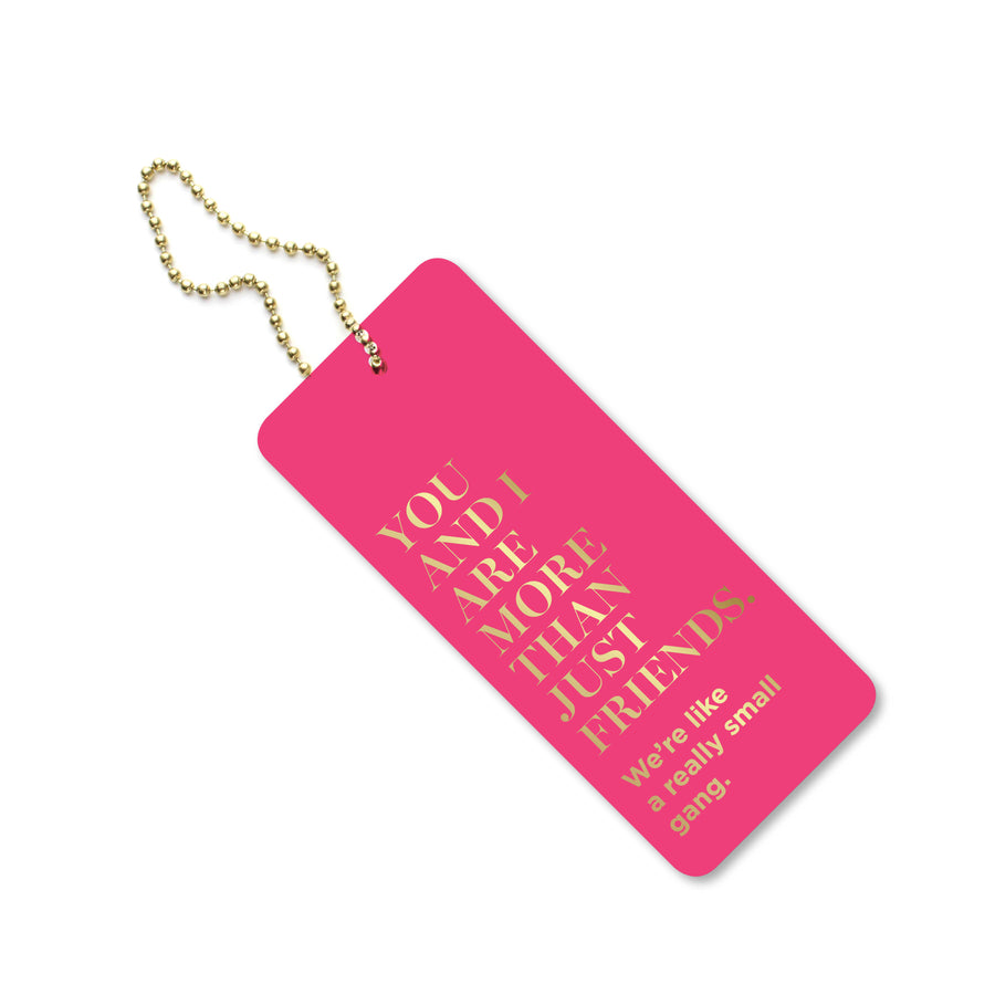 'Really Small Gang' Gift Tag - Nous Wanderlust Stories