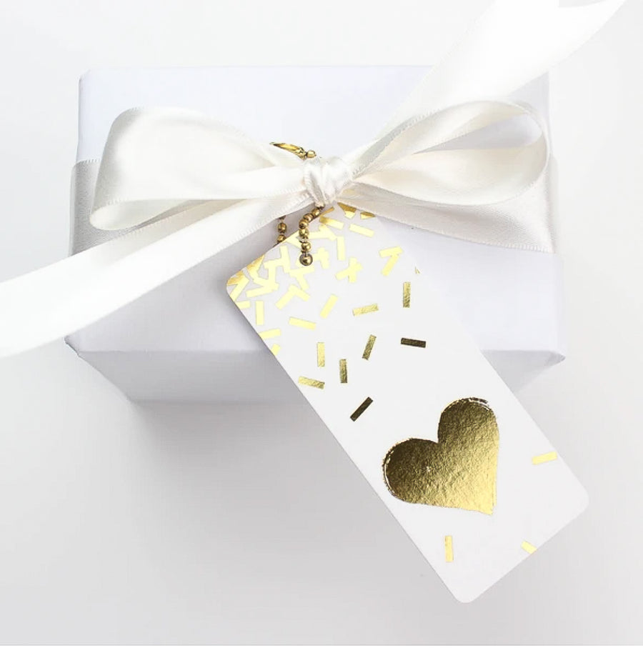 'Heart' Gift Tag - Nous Wanderlust Stories