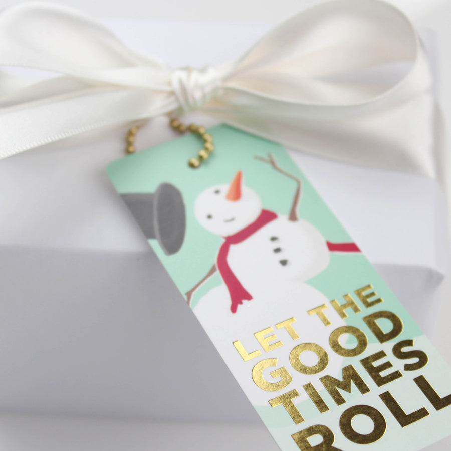 'Winter Wonderland' Gift Tags - Nous Wanderlust Stories